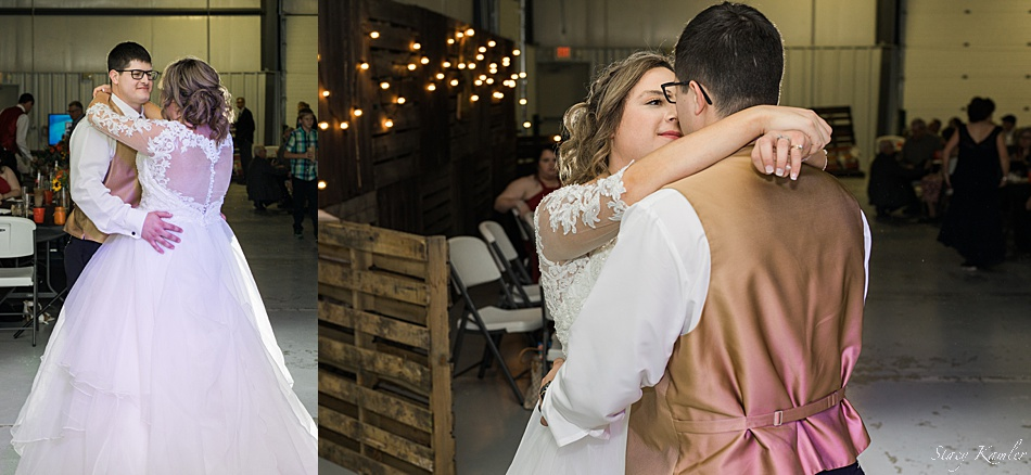 First Dance at Cornerstone Ag Event Center