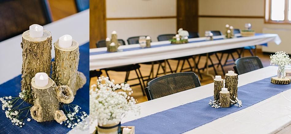 Reception at Seward United Methodist Church