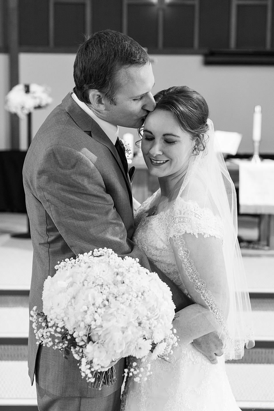 Bride and Groom Photos in Seward, NE